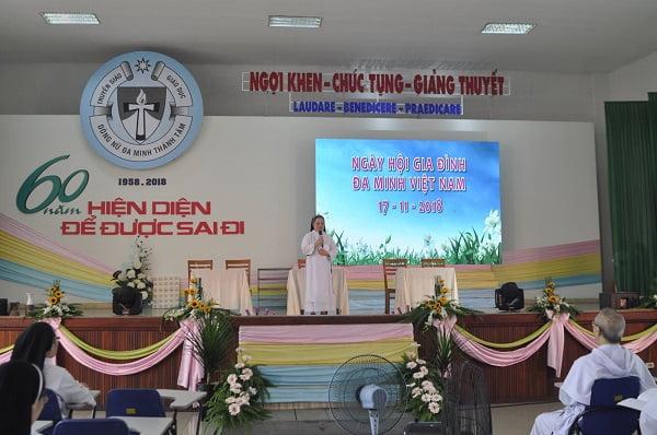 Ngày Hội Gia Đình Đaminh Việt Nam  3