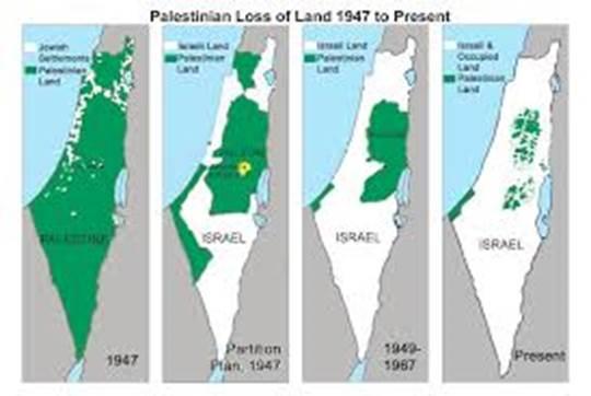 Nước Israen từ 1947 đến nay