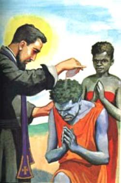 Pierre Claver, vị thánh rửa tội cho 300.000 linh hồn 3