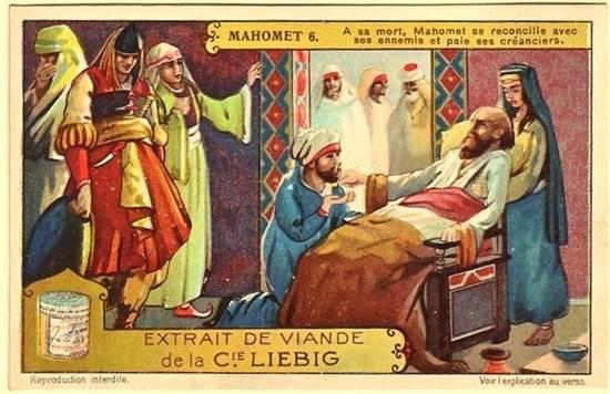 Tiểu sử Giáo chủ Mahomet (giáo chủ đạo Hồi) 5