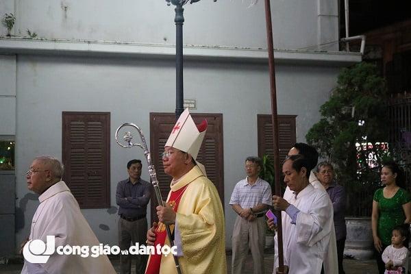 Đức tổng Giuse Vũ Văn Thiên dâng lễ tạ ơn kết thúc sứ vụ chủ chăn Giáo phận Hải Phòng 2