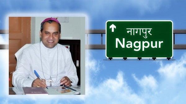 Tân Tổng Giám mục Nagpur, Ấn Độ