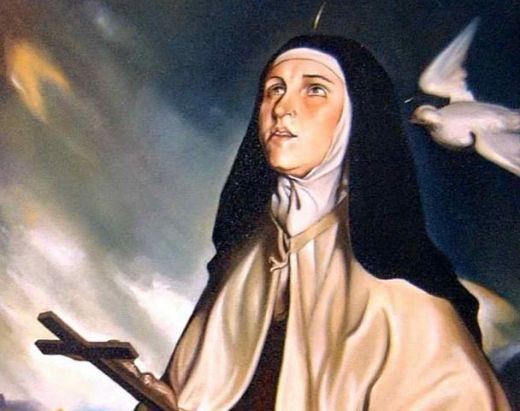 Cuộc hoán cải nội tâm của thánh nữ Teresa de Jesús thành Avila