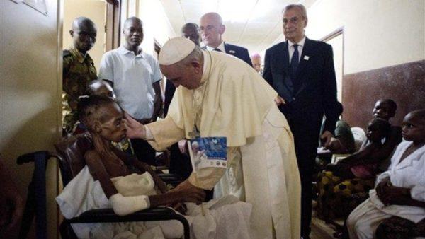 Bệnh viện mới, do ý muốn của ĐGH, sẽ được khánh thành ở Bangui