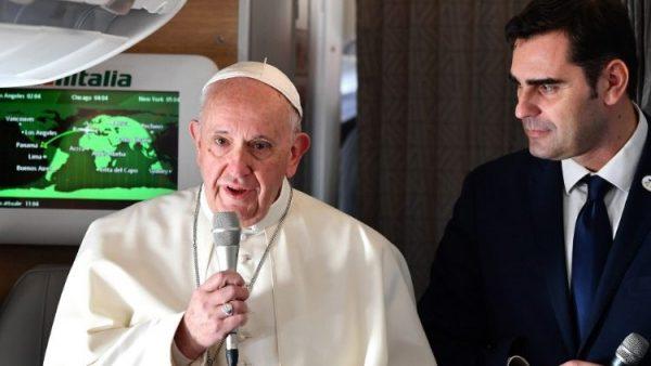 Gisotti: ĐTC Phanxicô là vị Giáo hoàng yêu thương, nhân từ và can đảm