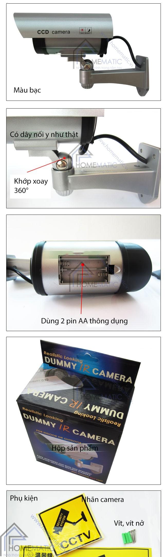 Camera an ninh mô hình YY-WF-11A