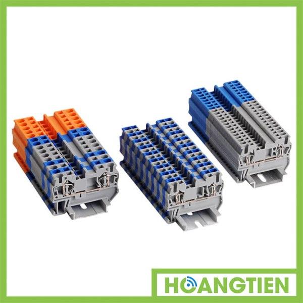 Cút nối dây điện nhanh Teminal lắp tủ điện 2 đầu KV773-ST