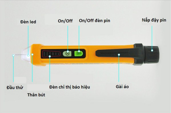 Peakmeter HT-PM1
