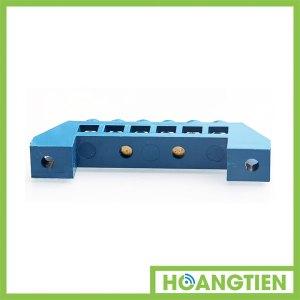 Cầu đấu dây điện 6 cổng SQ69-6
