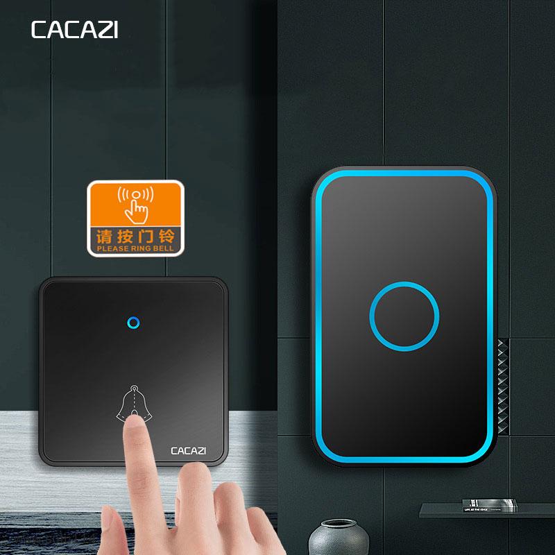 Chuông cửa không dây CACAZI H78