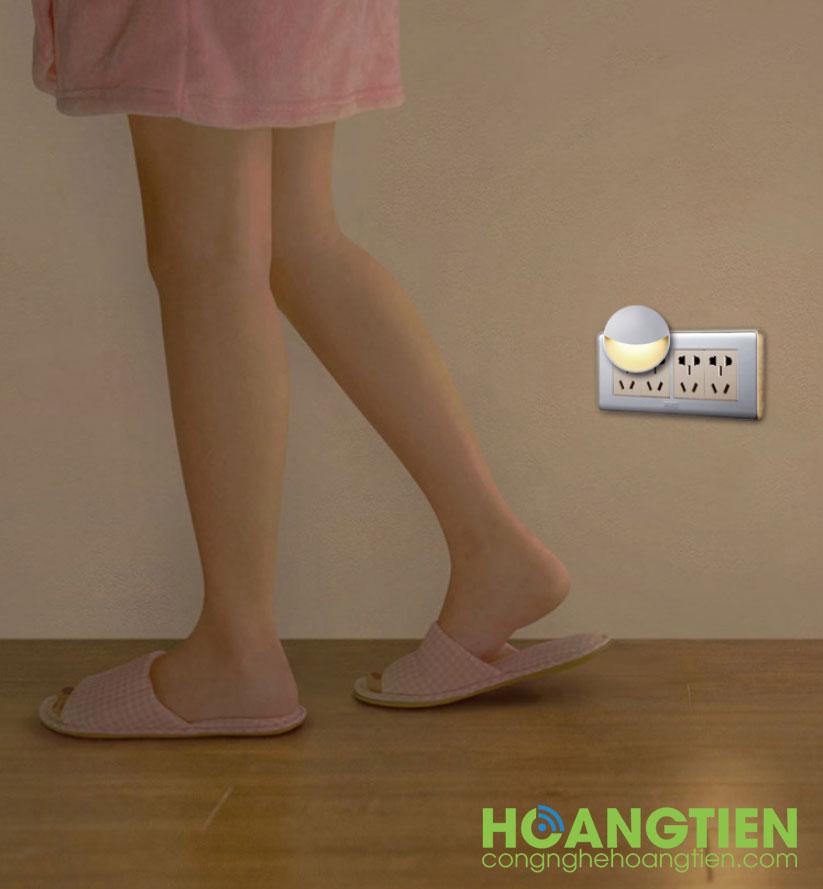 Đèn ngủ cảm biến ánh sáng CH-005