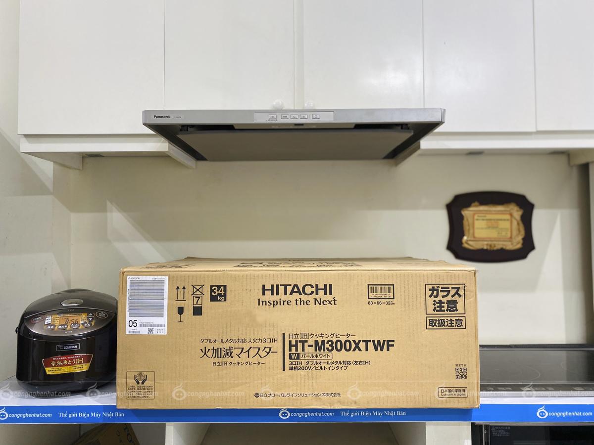 Bếp từ Hitachi HTM300XTWF