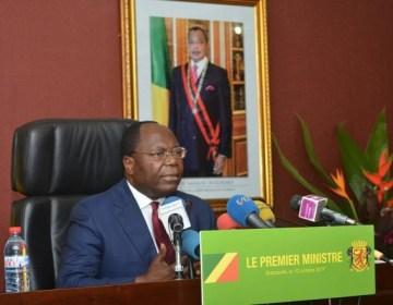 Congo/Brazza: le 1er ministre Clément Mouamba en 5 points