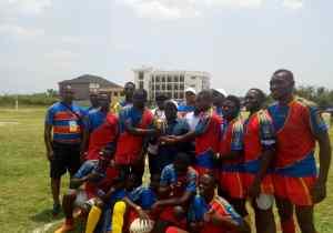 CAN Rugby à 7 : la RDC championne d'Afrique (Zone centre-sud)
