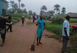 RDC/Budjala: échauffourées entre policiers et population à la résidence de J.L. Bussa, 1 mort