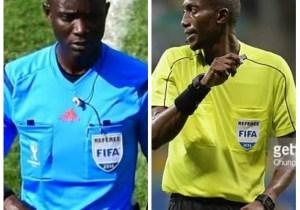 CAF-C2/Finale aller Raja-VClub: le nom de l'arbitre pose problème !