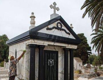 """Mobutu: la """"star"""" du cimetière chrétien de Rabat"""