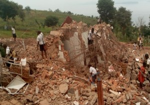 RDC/Sud-Kivu: démolition des constructions anarchiques a Ruzizi 1