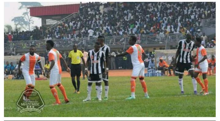 Linafoot : FC Renaissance balayé chez lui par le TP Mazembe ! (0-6)
