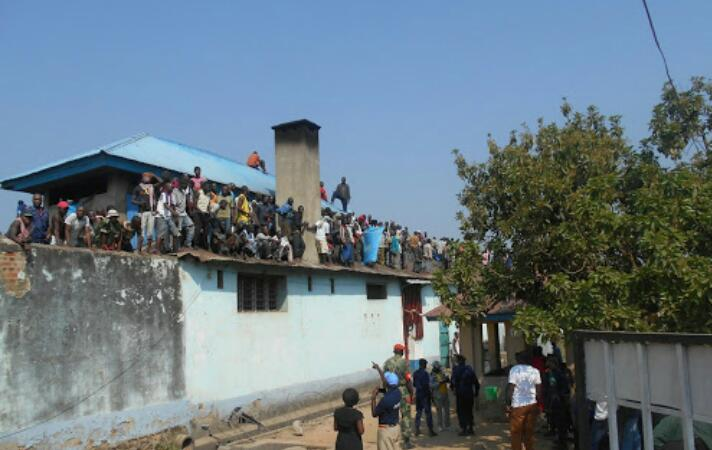 RDC/Beni: le cachot de l'auditorat militaire attaqué, une trentaine de prisonniers dans la nature !