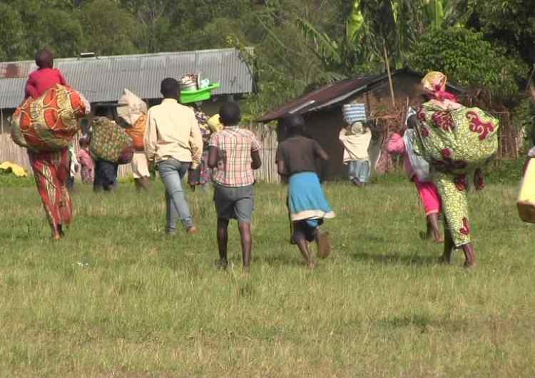 FARDC/ ADF: Les déplacés de Beni regagnent leurs domiciles