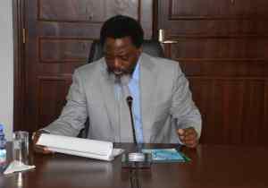 RDC: J. Kabila promulgue la loi portant institution et organisation du CNSA