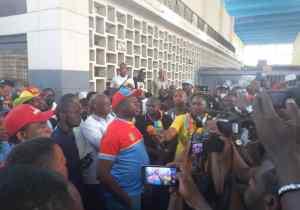 Congo/Brazza-RDC : le ministre Niango à la tête d'une délégation de 250 personnes à Brazzaville !