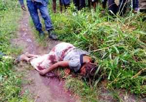 RDC/Tshopo: une femme retrouvée décapitée à Komanda