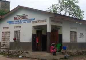 RDC/Boma: la morgue en panne, les familles évacuent les corps de leurs proches