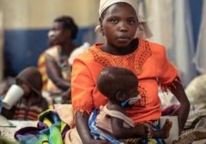 RDC/Masisi : Le taux de mortalité des enfants malnutris augmente