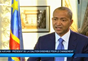 "Moïse Katumbi: "" Martin Fayulu va gagner les élections le 23 décembre """