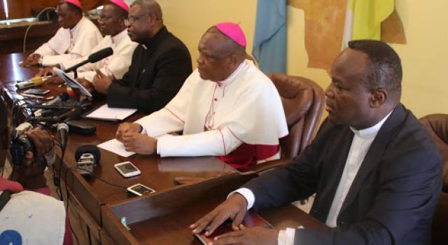 RDC/CENCO: les évêques se penchent de nouveau sur le processus électoral
