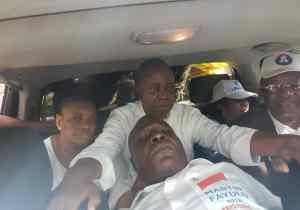 Présidentielle 2018: Fayulu à Lubumbashi, la foule dispersée à coups de gaz lacrymogènes