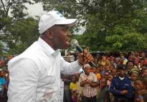 RDC/Sud-Kivu : Dr Amy Ambatobe et le FCC à l'assaut de Lulimba à Fizi