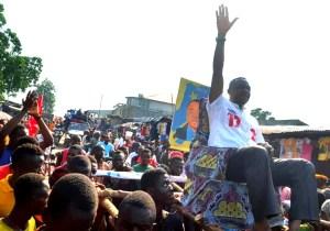 RDC/Mbandaka: Tony Bolamba promet 30% de ses émoluments à sa base