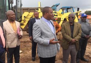 RDC/Bukavu: la pelouse synthétique du stade de la Concorde au coeur d'une discorde entre 2 cadres du FCC