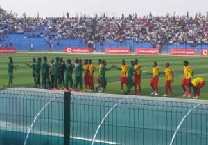 Linafoot : à Mbuji-Mayi, V.Club s'en sort avec une victoire !
