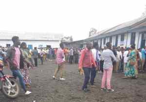 RDC/Matadi: les motards poursuivent la campagne  jusqu'au moment du vote