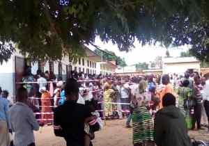 Kinshasa/ Kalamu: les candidats et témoins continuent à battre campagne