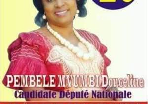 RDC/Kasongo-Lunda: soudoiement des électeurs et poursuite de campagne, une candidate accuse !