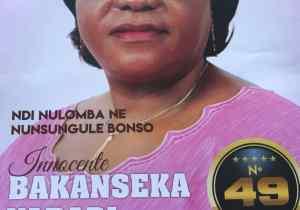 RDC/Kananga: Innocente Bakanseka, le choix des femmes
