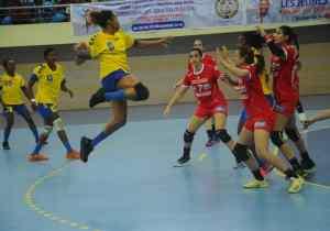 23ᵉ CAN Handball(F)/Brazza 2018 : les filles de la RDC en demi-finale !