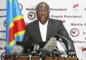 """Fayulu aux présidents africains : """"N'encourageons pas la fraude, le mensonge et le faux !"""""""