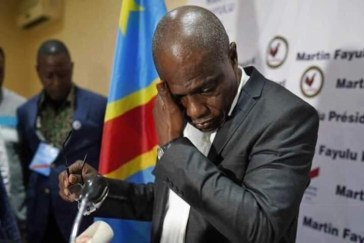 Triple défaite à Kin, Addis et Bruxelles: Fayulu poursuivi par le signe indien?