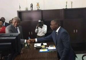 RDC: le duo Kamhere et Désiré-Cashmir Kolongele pour diriger le cabinet de F. Tshisekedi !