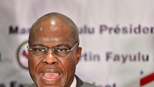 """RDC: Martin Fayulu s'auto-proclame seul """"président légitime"""""""