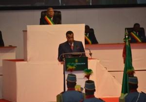 Congo/Brazza: message de fin d'année de Denis Sassou-N'Guesso