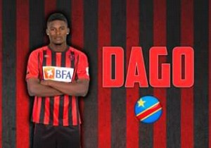 Transfert : Dago Tshibamba signe chez Primeiro d'Agosto