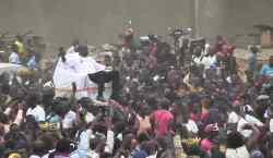 Martin Fayulu à Beni: «La légitimité ne se confère pas à Addis Abeba, mais par le peuple !»