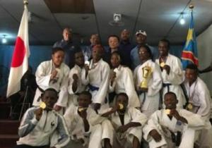 Karaté: l'Entente Kilimani remporte la coupe de l'Ambassadeur du Japon pour la 3ème fois de suite